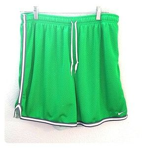 Nike Woman's Athletic Net Shorts L